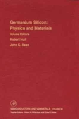 Germanium Silicon: Physics and Materials