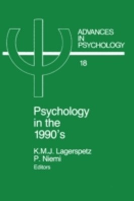 Psychology in the 1990's