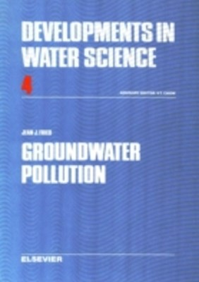 (ebook) Groundwater Pollution