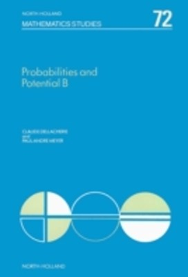 Probabilities and Potential, B