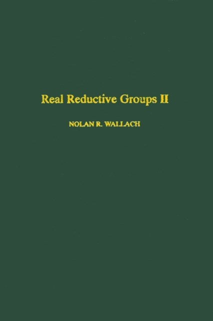 Real Reductive Groups II