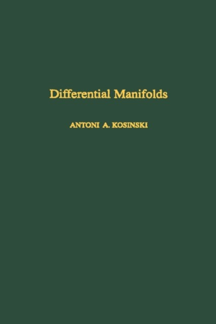 (ebook) Differential Manifolds