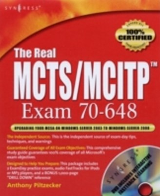 Real MCTS/MCITP Exam 70-648 Prep Kit