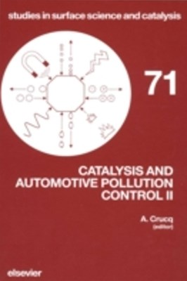 Catalysis and Automotive Pollution Control II