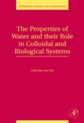 Properties of Water and their Role in Colloidal and Biological Systems