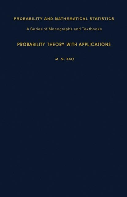 (ebook) Probability Theory with Applications