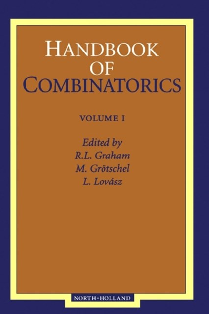 Handbook of Combinatorics Volume 1