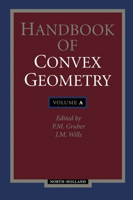 (ebook) Handbook of Convex Geometry