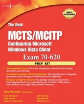 Real MCTS/MCITP Exam 70-620 Prep Kit
