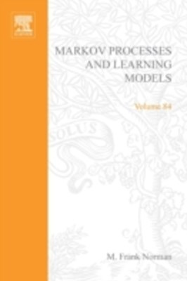 Markov Processes and Learning Models