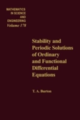 Stability and Periodic Solutions of Ordinary and Functional Differential Equations