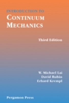 (ebook) Introduction to Continuum Mechanics