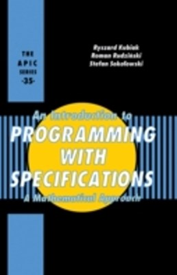 Introduction to Programming with Specifications