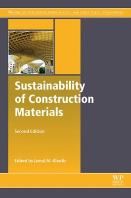 Sustainability of Construction Materials