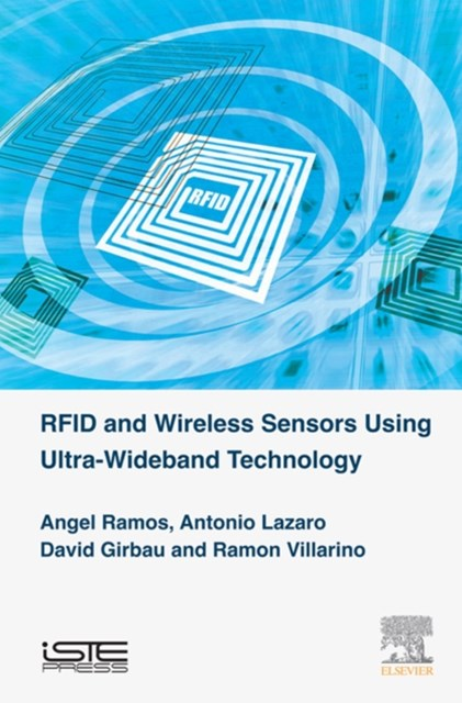 RFID and Wireless Sensors Using Ultra-Wideband Technology