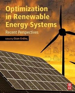 (ebook) Optimization in Renewable Energy Systems - Art & Architecture Architecture