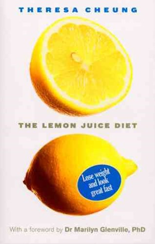 The Lemon Juice Diet