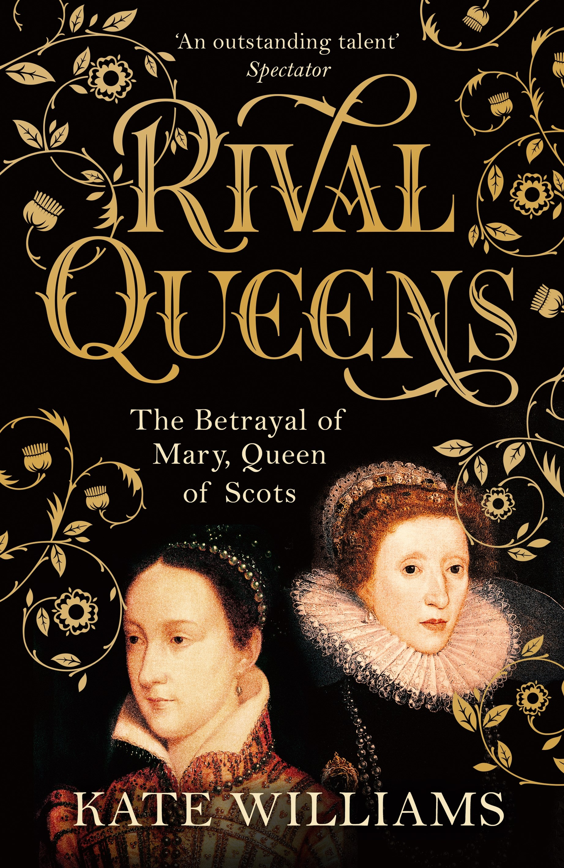 Rival Queens: Elizabeth I and Mary