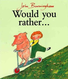 Would You Rather...