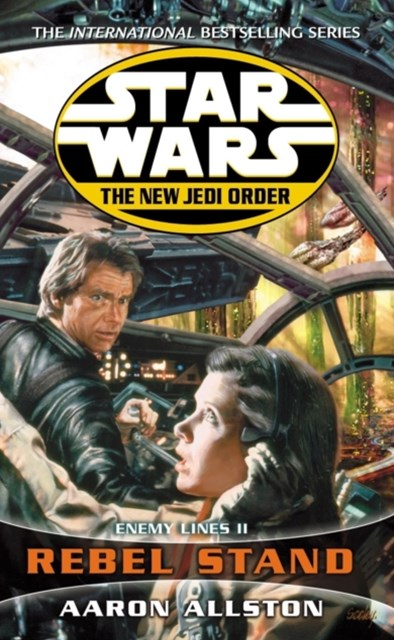 Star Wars: The New Jedi Order - Enemy Lines II Rebel Stand