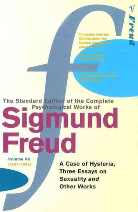 Complete Psychological Works of Sigmund Freud, The Vol 7
