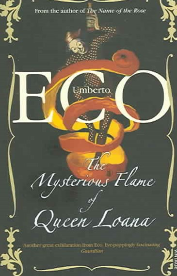 Mysterious Flame of Queen Loana, the