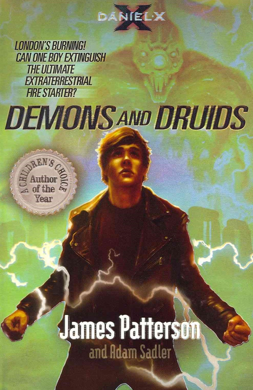 Daniel X: Demons and Druids