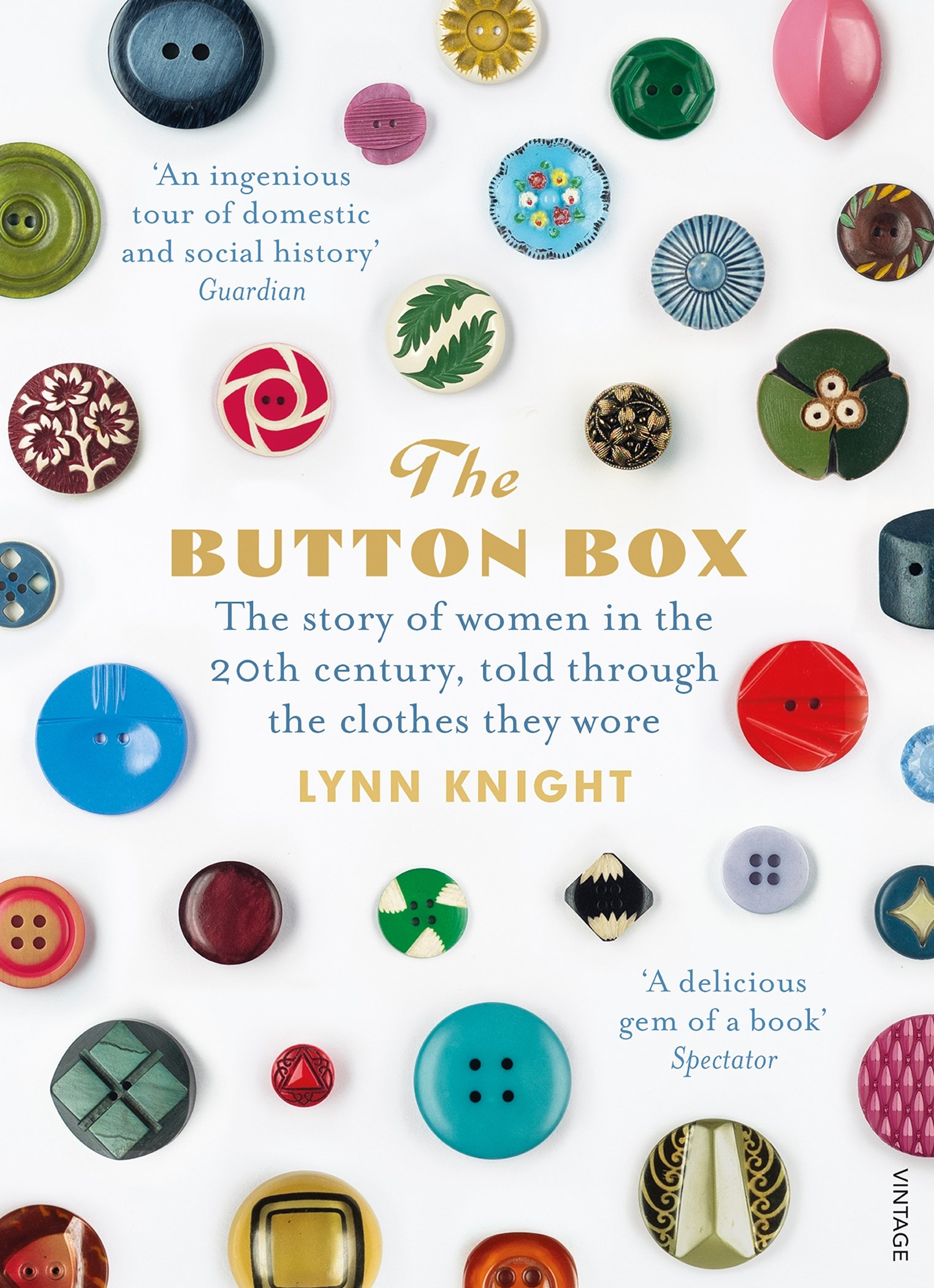 The Button Box: Lifting the Lid on Women's Lives