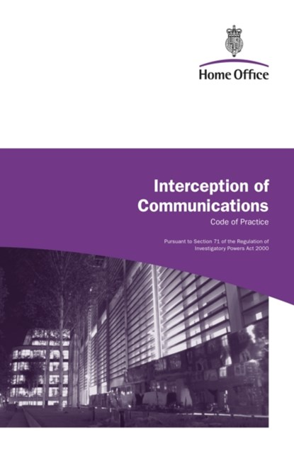 Interception of Communications: A Consultation Paper