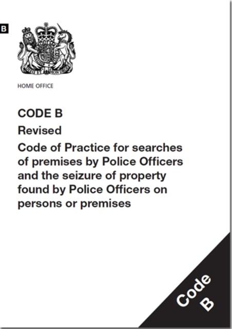 Police and Criminal Evidence Act 1984