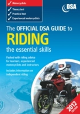 (ebook) Official DVSA Guide to Riding - the essential skills