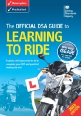 (ebook) Official DVSA Guide to Learning to Ride