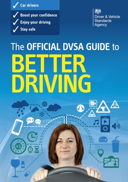 (ebook) Official DVSA Guide to Better Driving