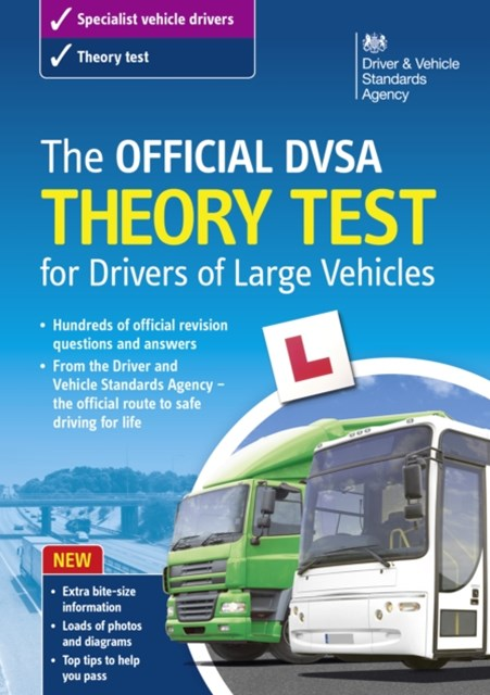 (ebook) Official DVSA Theory Test for Drivers of Large Vehicles