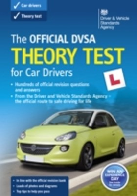 Official DVSA Theory Test for Car Drivers (17th edition)