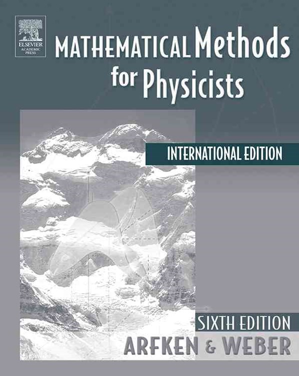 Mathematical Methods for Physicist