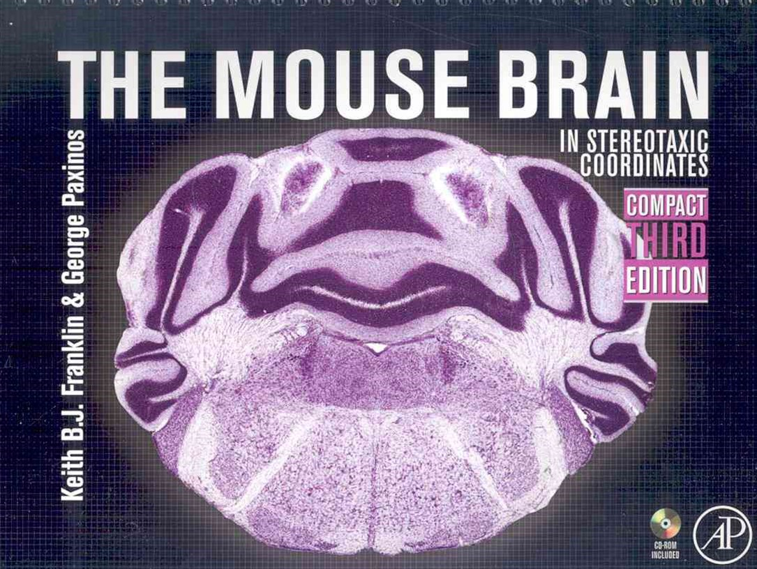 The Mouse Brain in Stereotaxic Coordinates, Compact: Compact