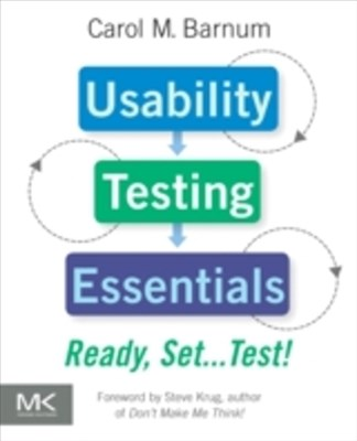 (ebook) Usability Testing Essentials
