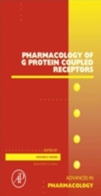 (ebook) Pharmacology of G Protein Coupled Receptors