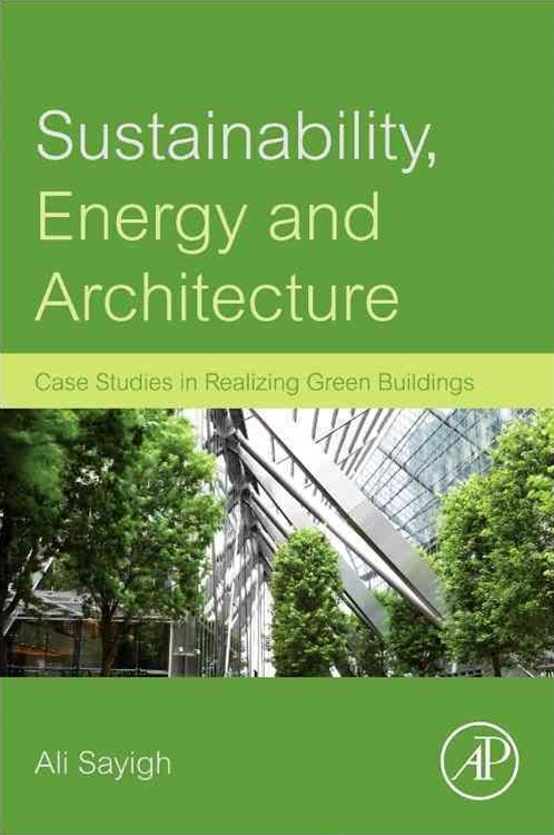 Sustainability, Energy and Architecture