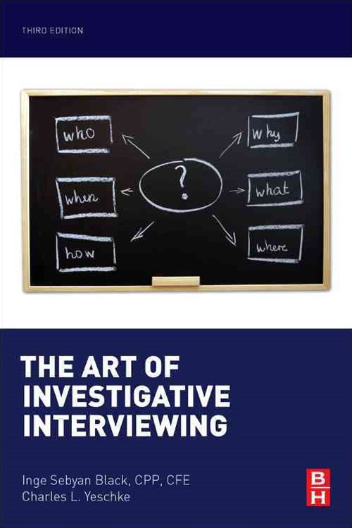 Art of Investigative Interviewing
