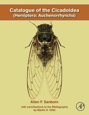 Catalogue of the Cicadoidea (Hemiptera: Auchenorrhyncha)