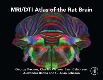 MRI/DTI Atlas of the Rat Brain