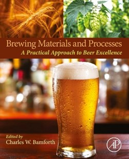 (ebook) Brewing Materials and Processes - Cooking Alcohol & Drinks