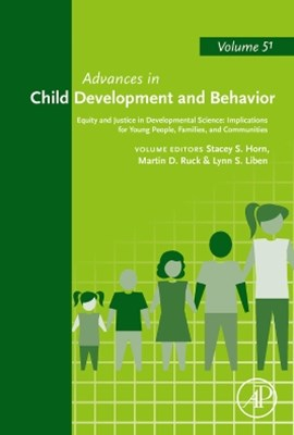 Equity and Justice in Developmental Science: Implications for Young People, Families, and Communities