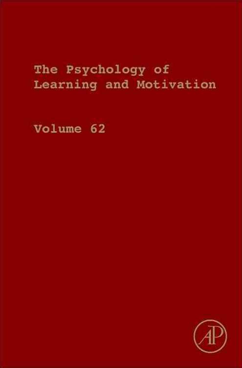 Psychology of Learning and Motivation