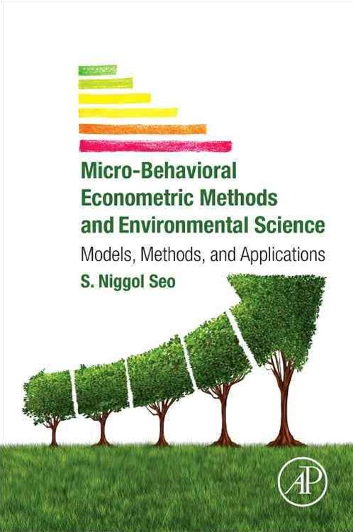 Micro-Behavioral Econometric Methods