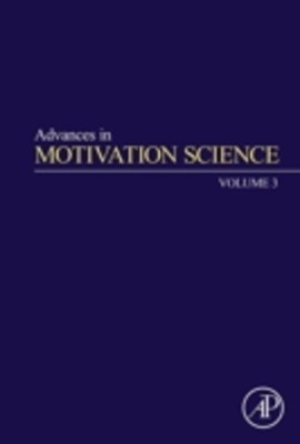 Advances in Motivation Science