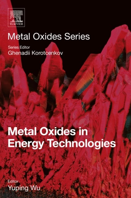 (ebook) Metal Oxides in Energy Technologies