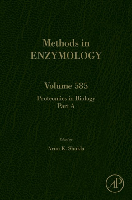 (ebook) Proteomics in Biology, Part A